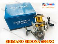 Máy câu cá Shimano SEDONA 6000XG, Máy câu cá Nhật Bản