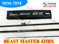 Cần câu 3 khúc Beast Master 425BX, Cần câu lục ba khúc Xa Bờ 425-BX