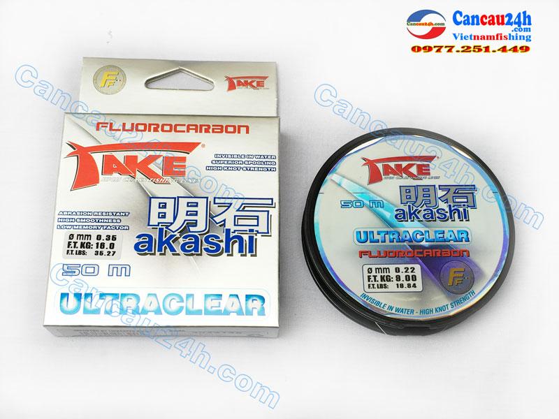 Cước linh Take Akashi chính hãng Nhật bản, Cước link Nhật Take Akashi
