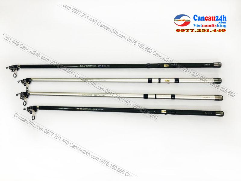 Cần câu lục SUPERPRO BXT 30-360-390-420, superpro 360BXT-390BXT-420BXT