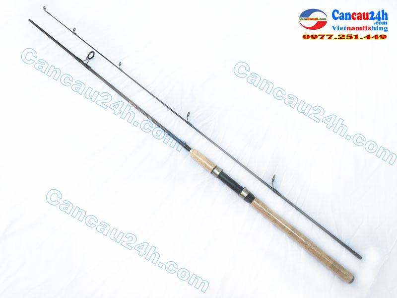 Cần câu lure cá lóc V6 IM8-SPIN, cần câu mồi giả cá chuối
