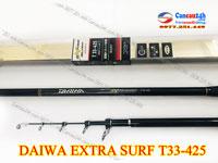 Cần câu Lục Daiwa EXTRA SURF T33-425, Cần câu lục xa bờ Extra Surf 425BXT
