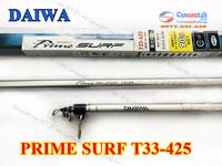 Cần câu Daiwa Prime Surf T33-425 Chính Hãng, Cần câu Daiwa 425BXT Chữ đen