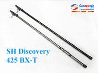 Cần câu lục xa bờ SH Discovery 425 BX-T, Cần câu lục giá rẻ