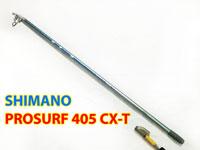 Cần câu lục cũ Shimano Prosurf 405 CX-T, Cần câu biển nhật bãi