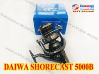 Máy câu cá Lô Nông Daiwa Shorecast 5000B, máy câu cá chính hãng Nhật Bản
