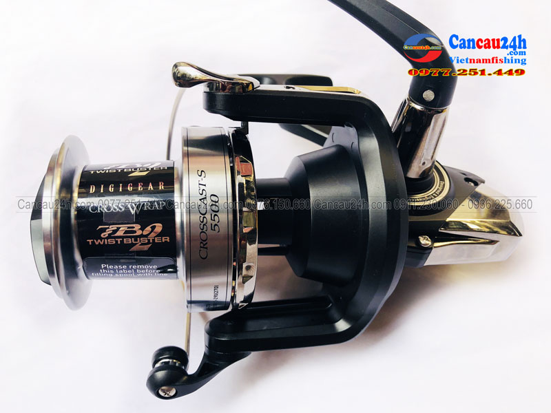 may-cau-ca-daiwa-crosscast-s-5500-may-cau-crosscast-5500-chinh-hang