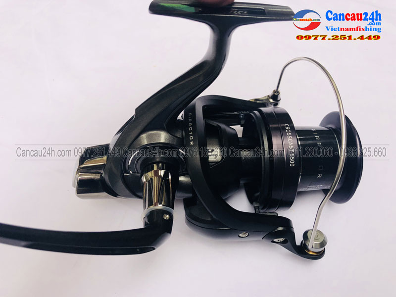 may-cau-ca-daiwa-crosscast-5500-may-cau-ca-lo-nong-gia-re