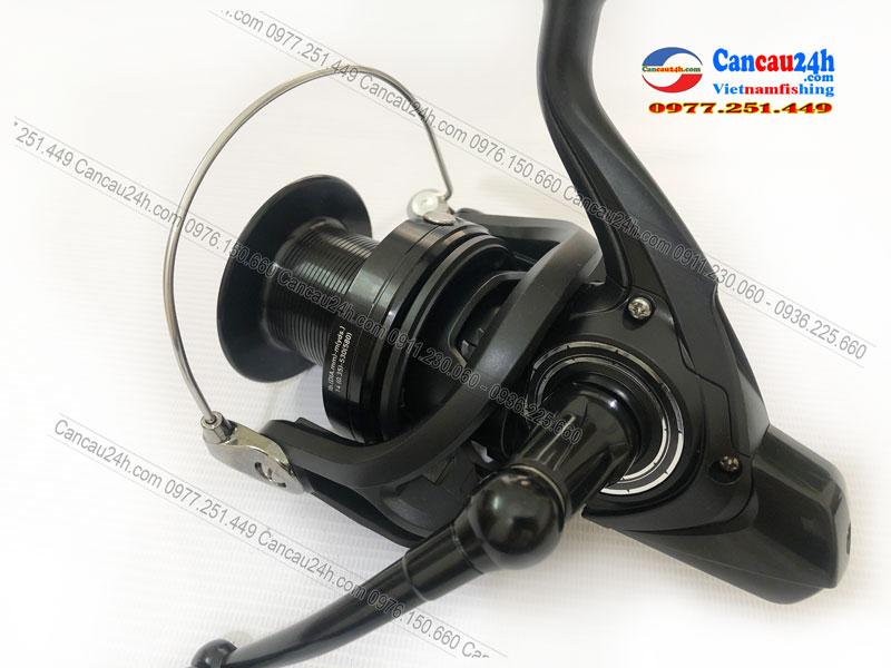 Máy câu cá Daiwa Crosscast Carp SP 5000LDP QD, Máy Lô Nông 2 Cối
