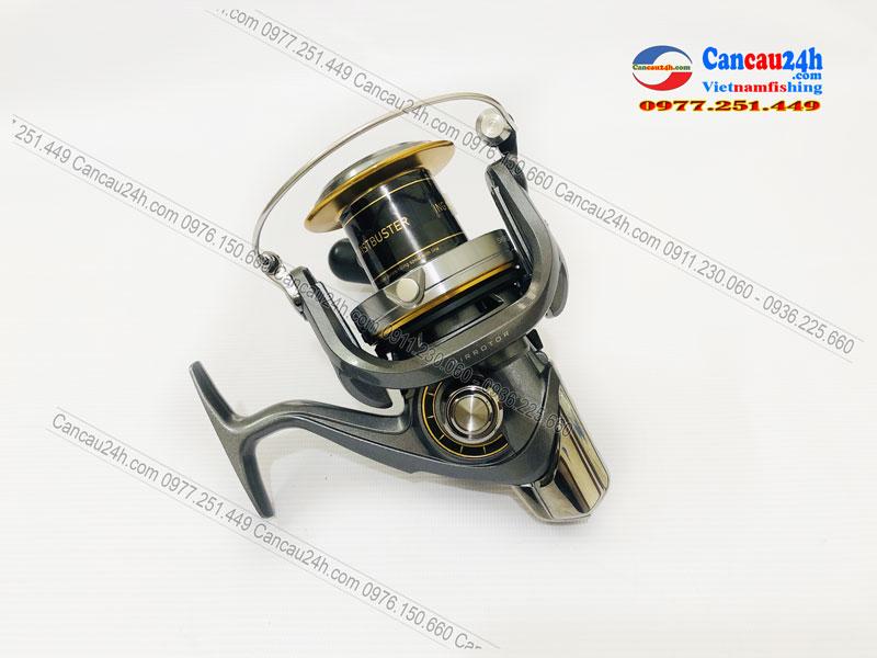 Máy câu cá Daiwa Shore Cast 6000B Lô Nông chính hãng, Daiwa 6000B