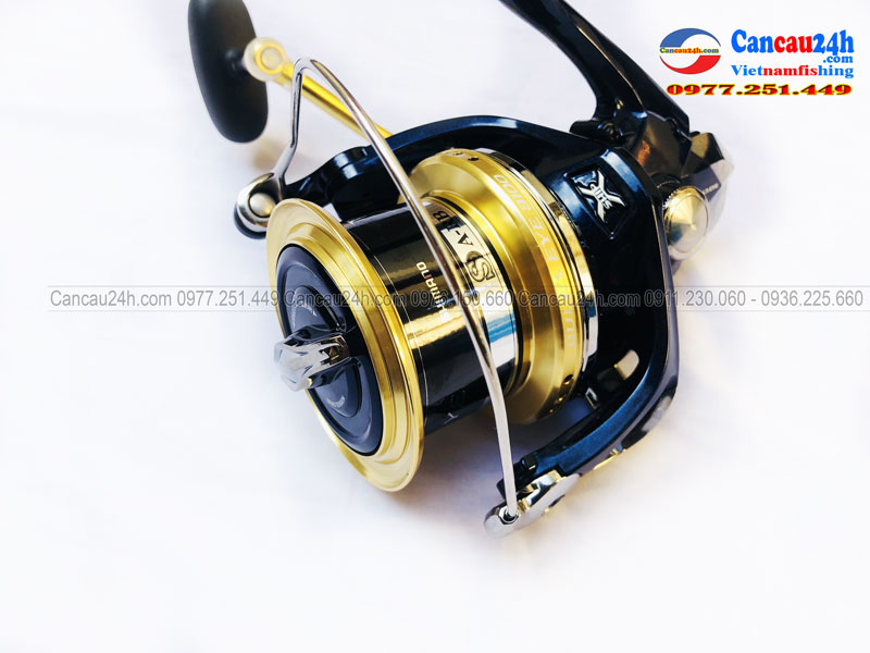 may-cau-shimano-bulls-eye-9100-smn-bulls-eye-9100-chinh-hang