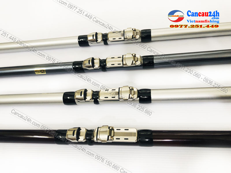 Cần câu cá Superpro CXT 25-360-390-420, Cần câu gama II Super 360CXT
