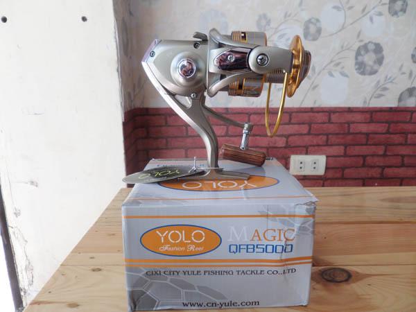 Máy câu cá YOLO QFB 5000