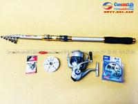 Bộ đồ câu cá giá rẻ 3.6m Full Phụ kiện