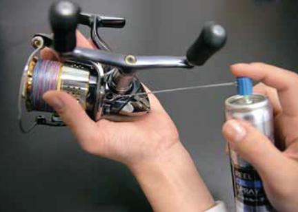 Bảo dưỡng máy câu cá shimano