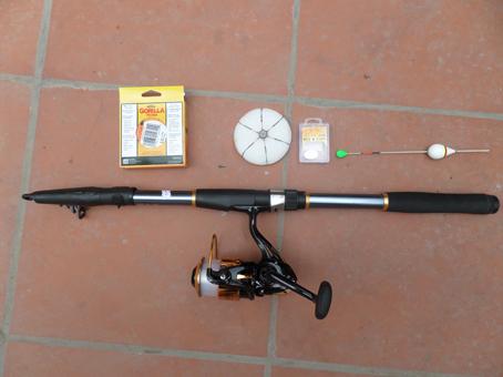 Bộ cần câu lục 3.6m, đồ câu cá, cần câu cá, máy câu cá tại Hà Nội