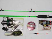 Bộ cần câu cá lancer 210cm, đồ câu cá, cần câu cá lancer tại hà nội
