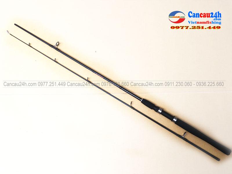 Cần câu cá lóc shimano cardiff 70M 2.1m, cần câu cá chuối hiệu quả nhất