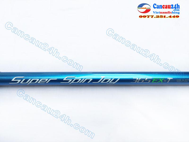 Cần câu lục Shimano Super Spin Joy 365 EX-T, 385 EX-T