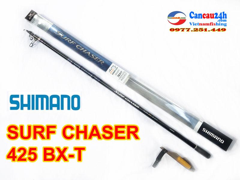 Cần câu lục xa bờ Shimano Surf Chaser 425BX-T
