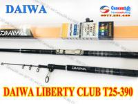 Cần câu lục Daiwa Liberty Club Surf T25-390, Daiwa Liberty T25-390