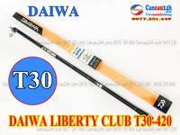 Cần câu cá Nhật Bản Daiwa Liberty Club Surf T30-420, cần câu liberty T30-420 chính hãng