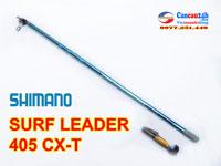 Cần câu cá Shimano Surf Leader 405 CX-T, cần câu cá giá rẻ