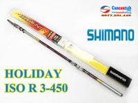 Cần câu cá Shimano Holiday ISO R 3-450, cần câu bờ biển, câu ghềnh