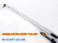 Cần câu nhật bãi Daiwa Extra Surf T33-405 Nguyên zin mới 95%