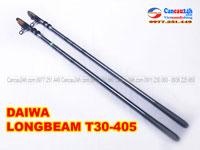 Cần câu nhật bãi Daiwa Longbeam T30-405, Cần câu cũ giá rẻ tại Hà Nội