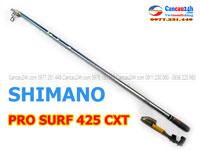 Cần câu nhật bãi Shimano Pro Surf 7 màu 425CXT, Shimano pro surf 425CXT