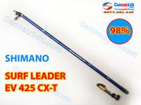 Cần câu lục bãi nhật shimano Surf Leader EV 425 CX-T