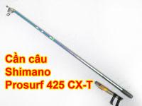 Cần câu Bãi Shimano ProSurf 425-CX-T, Prosurf 7 màu 425 CXT