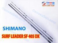 Cần câu lục nhật bãi shimano Surf Leader SF 405 DX