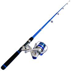 Cần câu cá máy dọc