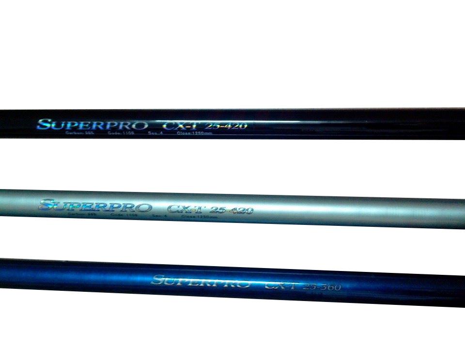 cần câu cá gama superpro CXT25-420