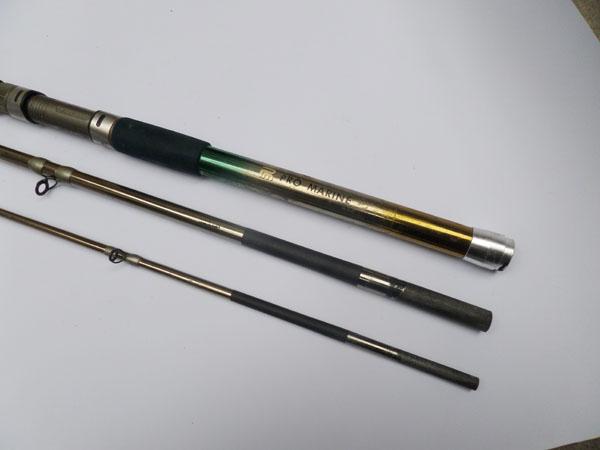Cần câu cã bãi 3 khúc Hight carbon Voyager 50-330