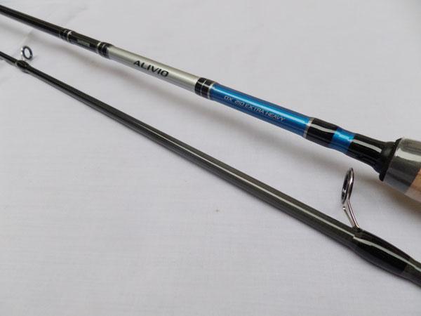 cần câu cá lóc shimano Alivio 2.1m