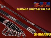 Cần câu lục Shimano Holyday Spin 30-360