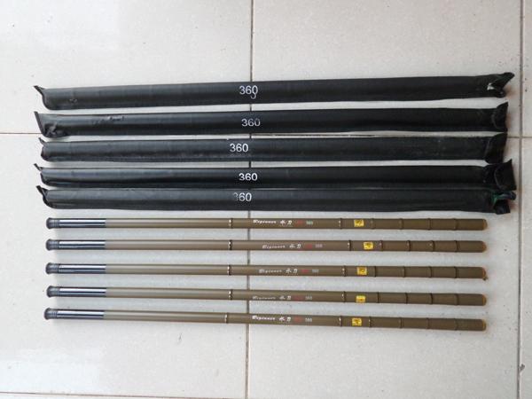 Cần Câu Tay Đơn 3.6m, cần câu tay, bán cần câu cá tại Quận Hoàng Mai