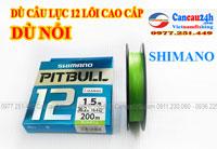 Dây dù câu cá PITBULL chính hãng SHIMANO, dù câu cá PE tốt nhất