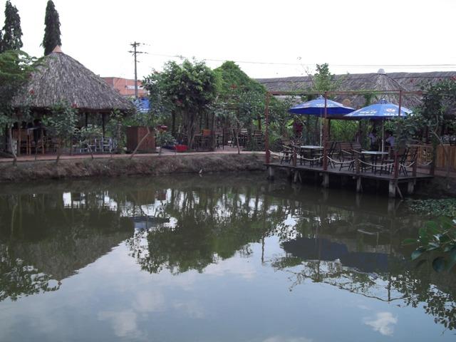 Hồ câu Xuân Quế