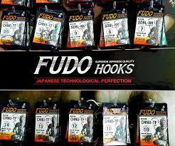 lưỡi câu đơn Fudo Chinu Nhật Bản