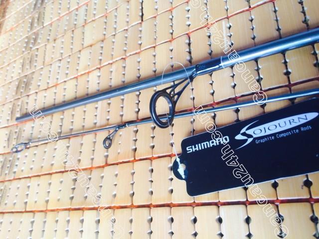 Cần câu cá lure Shimano 2.1m, cần câu mồi giả shimano đồ câu cá Hà Nội