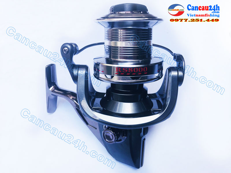Máy câu cá DEBAO RS8000 - RS9000 Lô Nông