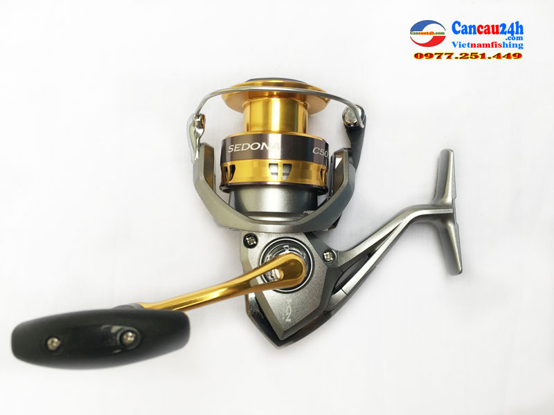 Máy câu cá Shimano Sedona C5000XG, Máy câu Shimano giá rẻ