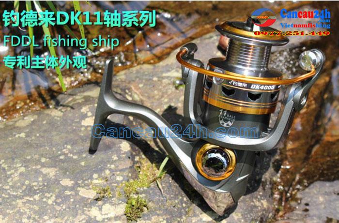 máy câu DK5000