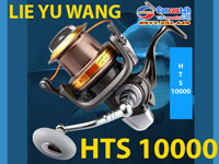 Máy câu cá HTS 10000, máy câu LIE YU WANG HTS10000