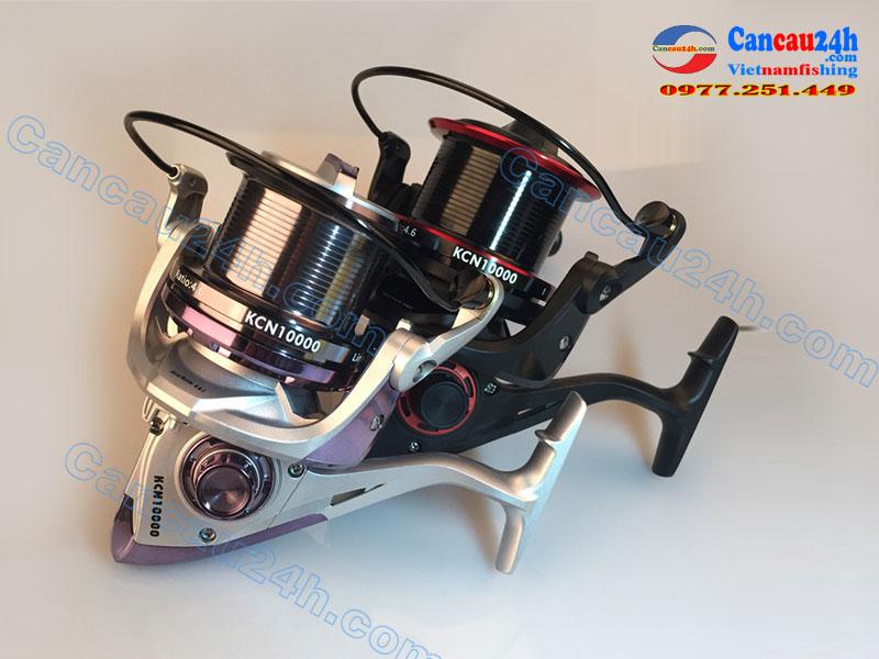 Máy câu cá KCN10000 - KCN8000 lô nông (2 Cối Cước)