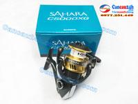 Máy câu cá shimano SAHARA C5000XG, máy câu SAHARA C5000XG